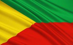 Σημαία της περιοχής του Τσίτα, Ρωσική Ομοσπονδία ελεύθερη απεικόνιση δικαιώματος