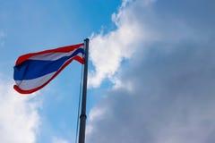Σημαία της Ταϊλάνδης Στοκ Εικόνες