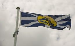 Σημαία του Λόρδου Howe Island Στοκ Φωτογραφίες