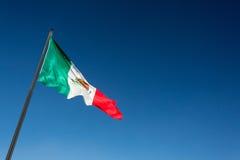 Σημαία του Μεξικού Στοκ Εικόνα