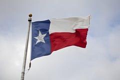 Σημαία του Τέξας στοκ φωτογραφία με δικαίωμα ελεύθερης χρήσης