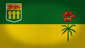 Σημαία του Saskatchewan Στοκ Εικόνα
