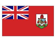 σημαία των Βερμούδων ελεύθερη απεικόνιση δικαιώματος
