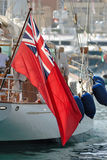 σημαία των Βερμούδων Στοκ φωτογραφία με δικαίωμα ελεύθερης χρήσης
