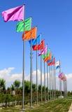 σημαία Στοκ φωτογραφίες με δικαίωμα ελεύθερης χρήσης