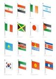 σημαία διανυσματική απεικόνιση