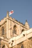 σημαία George Άγιος στοκ φωτογραφία