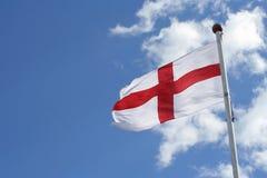 σημαία George ST Στοκ Φωτογραφία