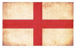 Σημαία Grunge της Αγγλίας Στοκ φωτογραφία με δικαίωμα ελεύθερης χρήσης