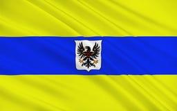 Σημαία Trento trentino-Alto Adige, Ιταλία ελεύθερη απεικόνιση δικαιώματος
