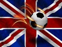 σημαία UK στοκ φωτογραφία με δικαίωμα ελεύθερης χρήσης