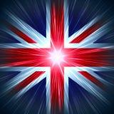 σημαία UK Στοκ Φωτογραφίες