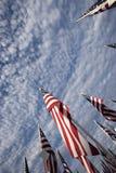 σημαίες β Στοκ εικόνα με δικαίωμα ελεύθερης χρήσης