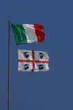σημαίες στοκ φωτογραφίες