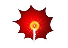 σημαδεψτε το φως Στοκ Εικόνα