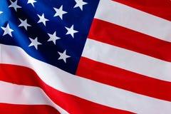 σημαιοστολίστε τις ΗΠΑ Στοκ φωτογραφία με δικαίωμα ελεύθερης χρήσης