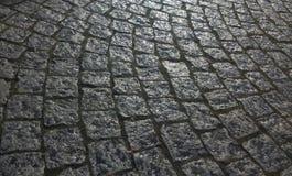 Σημαιοστολίζοντας βράχος Στοκ Φωτογραφίες