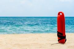 Σημαντήρας για ένα lifeguard στοκ εικόνες