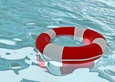Σημαντήρας διάσωσης Στοκ εικόνα με δικαίωμα ελεύθερης χρήσης