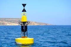 Σημαντήρας σε Gozo, Μάλτα Στοκ φωτογραφίες με δικαίωμα ελεύθερης χρήσης