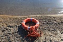 Σημαντήρας Lifeguard Στοκ εικόνα με δικαίωμα ελεύθερης χρήσης