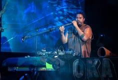 Σημαντική απόδοση OKA στο πνεύμα Festiva του Μπαλί Στοκ Φωτογραφία