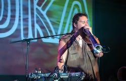 Σημαντική απόδοση OKA στο πνεύμα Festiva του Μπαλί Στοκ εικόνες με δικαίωμα ελεύθερης χρήσης