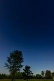 Σημαντικοί και δευτερεύοντες αστερισμοί Ursa Στοκ φωτογραφίες με δικαίωμα ελεύθερης χρήσης