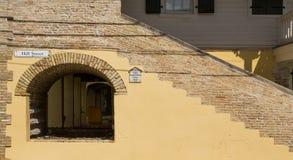 Σημαντικό σπίτι Hendrikson στο ST Croix Στοκ φωτογραφία με δικαίωμα ελεύθερης χρήσης