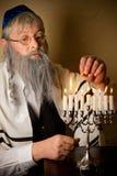 σημαδεύει hannukah Στοκ Φωτογραφία