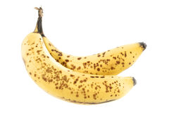 σημεία μπανανών στοκ εικόνα με δικαίωμα ελεύθερης χρήσης