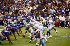 Σημεία του Tony Romo Στοκ φωτογραφία με δικαίωμα ελεύθερης χρήσης
