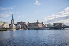 Σημείο άποψης, η παλαιά πόλη στοκ φωτογραφίες με δικαίωμα ελεύθερης χρήσης