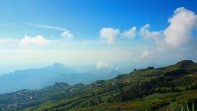 Σημείο άποψης στο βουνό Phu Thap Boek, Ταϊλάνδη στοκ φωτογραφία με δικαίωμα ελεύθερης χρήσης