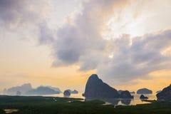 Σημείο άποψης Nang Chee Samed Στοκ Εικόνα