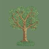 Σημείο δέντρων απεικόνιση αποθεμάτων