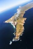 Σημείο ακρωτηρίων, Νότια Αφρική Στοκ εικόνες με δικαίωμα ελεύθερης χρήσης