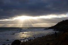 σημείο αλιείας montauk Στοκ φωτογραφίες με δικαίωμα ελεύθερης χρήσης
