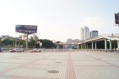 Σημείο ελέγχου Nantou Shenzhen Στοκ Φωτογραφίες