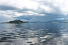 Σημείο ΗΠΑ άμμου Στοκ φωτογραφία με δικαίωμα ελεύθερης χρήσης