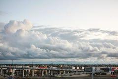 Σημείο Cook στο Ουίλιαμς που προσγειώνεται το σταθμό Στοκ Εικόνες