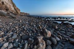 Σημείο Fermin Beach Στοκ φωτογραφία με δικαίωμα ελεύθερης χρήσης
