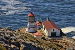 Σημείο Reyes Lighthouse Στοκ φωτογραφία με δικαίωμα ελεύθερης χρήσης