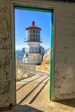 Σημείο Reyes Lighthouse Στοκ Φωτογραφίες