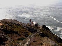 Σημείο Reyes Lighthouse στοκ εικόνες