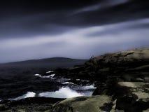 Σημείο Schoodic στο εθνικό πάρκο Acadia στοκ φωτογραφίες με δικαίωμα ελεύθερης χρήσης