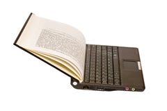 σημειωματάριο βιβλίων Στοκ Εικόνες