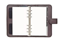 σημειωματάριο ημερολογίων Στοκ Εικόνα