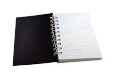 σημειωματάριο μικρό Στοκ φωτογραφία με δικαίωμα ελεύθερης χρήσης