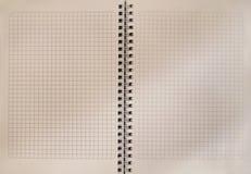 σημειωματάριο παλαιό Στοκ φωτογραφίες με δικαίωμα ελεύθερης χρήσης